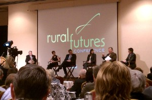 Youth Panel at Rural Futures Conference 2012