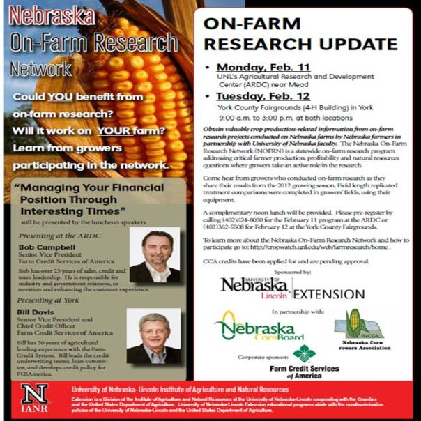 On-farm Research Meetings