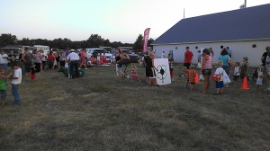 Family Fun Night at the Fair-beautiful evening and lots of activities for kids of all ages!