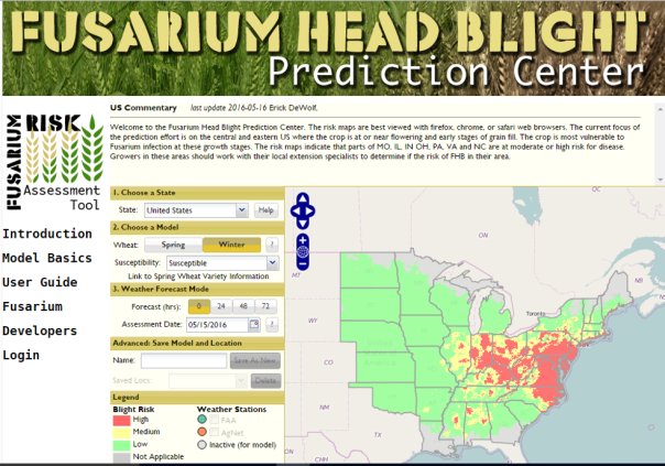 scab prediction center2