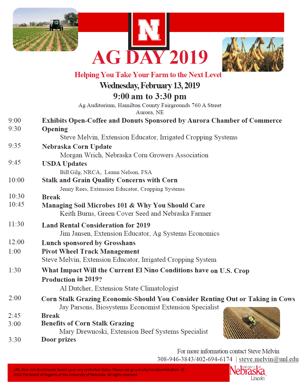hamilton co. agday2019