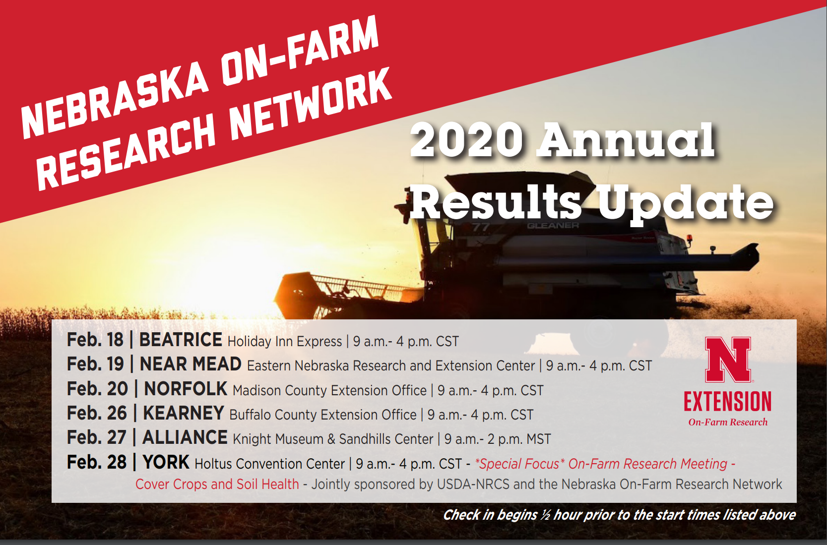 2020 On-Farm Research Updates
