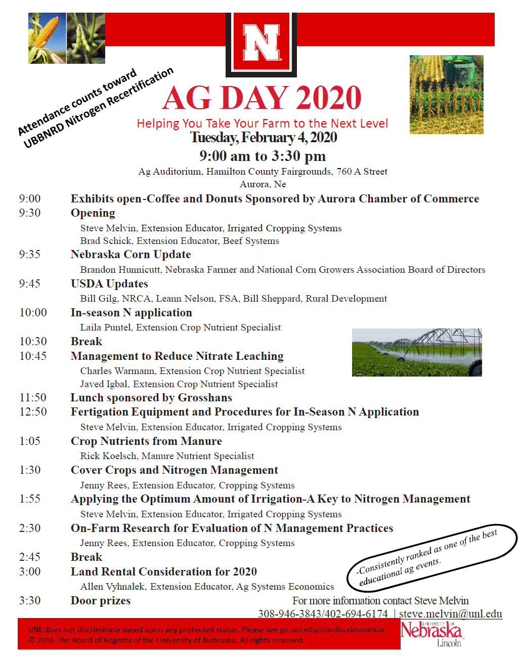 Aurora AgDay2020